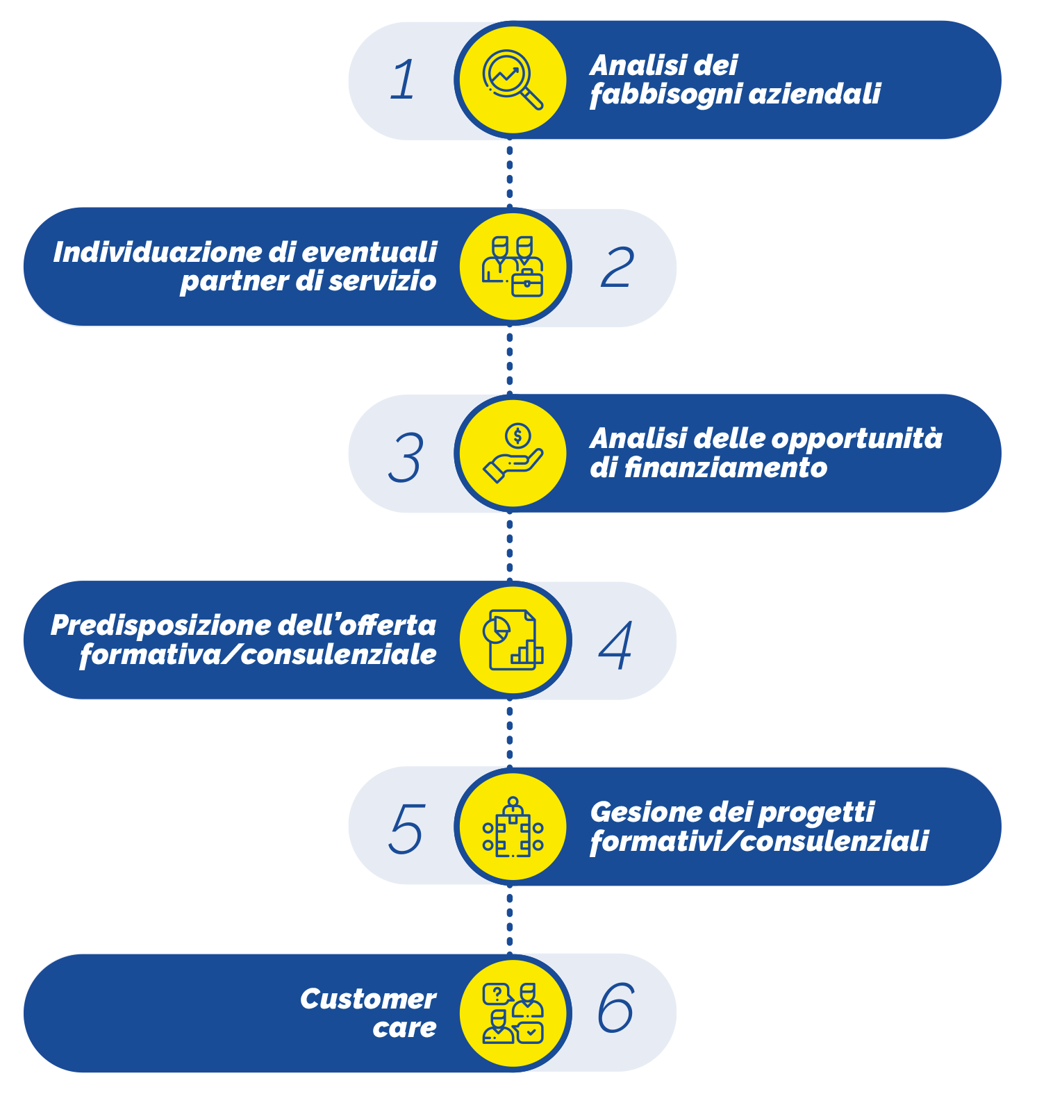 COSEFI strategia aziendale-modalità operative e punti distintivi
